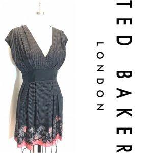 Ted Baker Silk Dress, 8